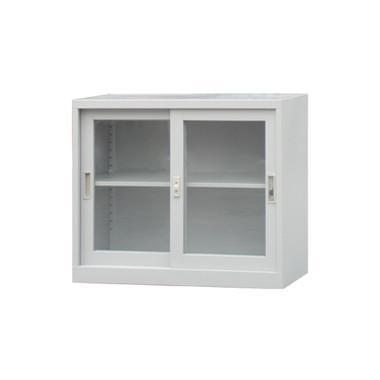 玻璃移门矮柜