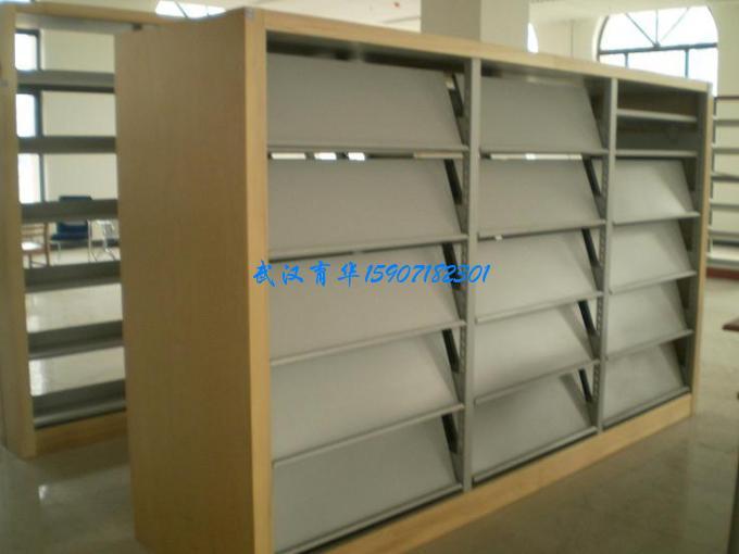 木护板书架150组(最新...